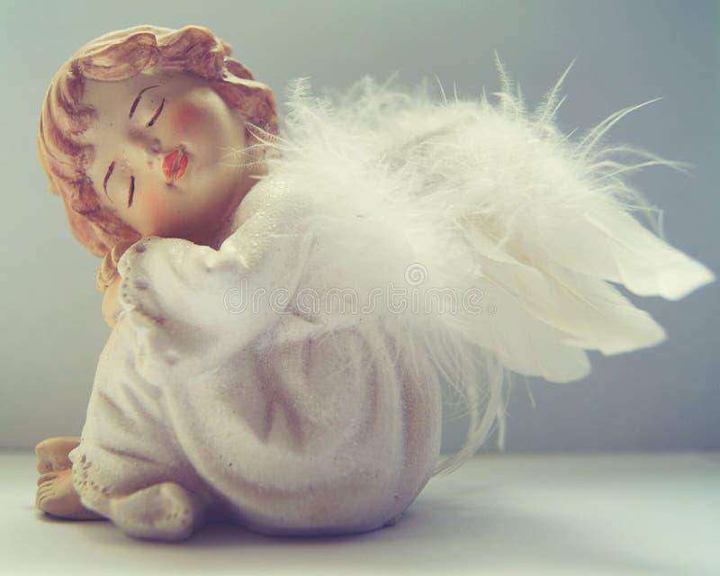 Bambola di angelo fotografia stock libera da diritti