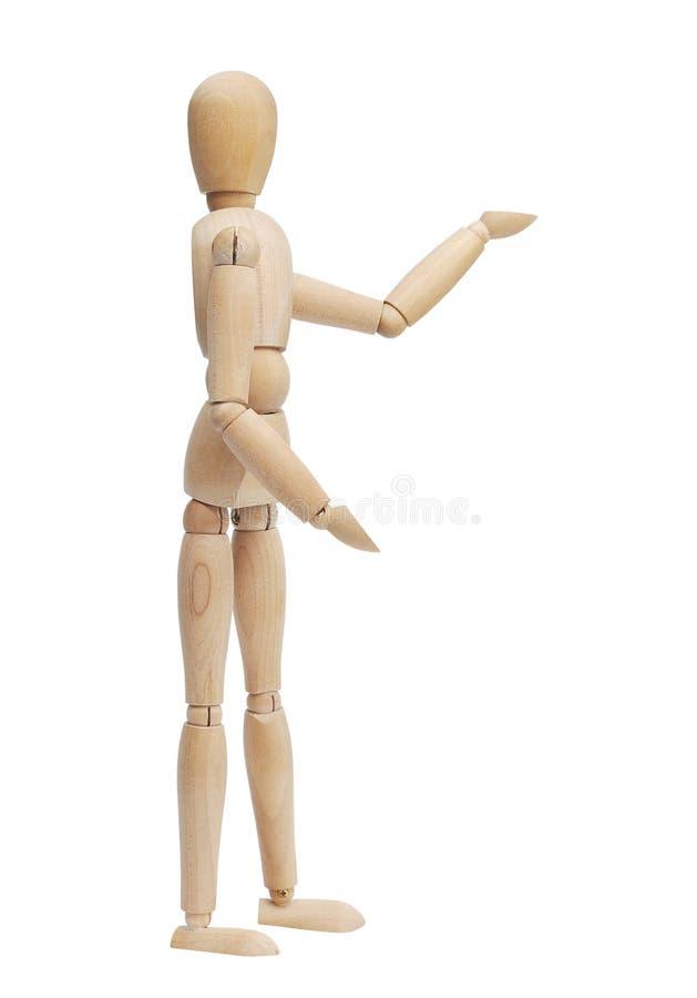 Bambola di legno fotografie stock libere da diritti