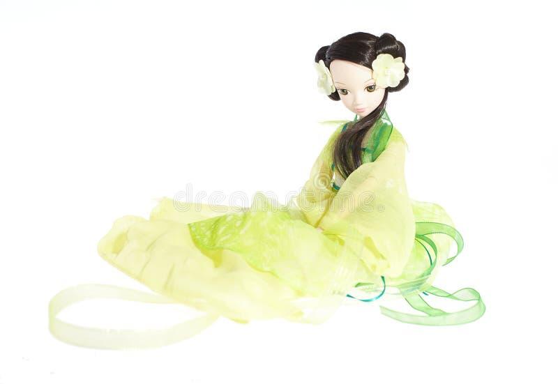 Bambola femminile fotografia stock libera da diritti