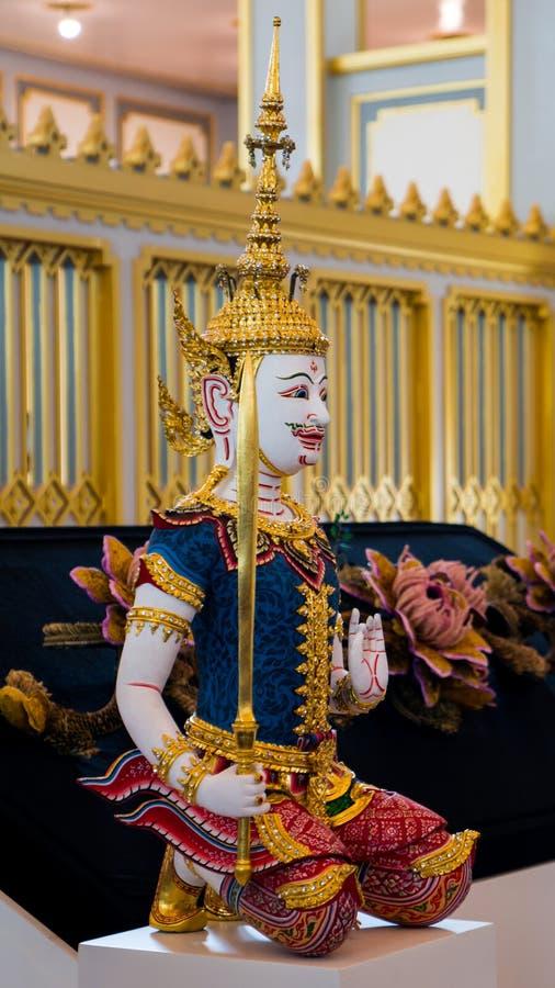 Bambole di arte tradizionale fotografia stock libera da diritti