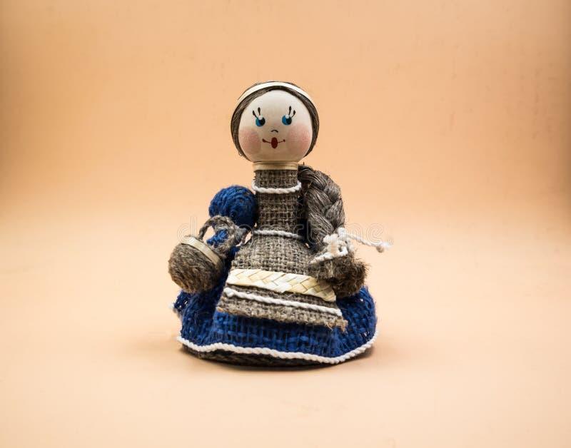 Bambole di Bellarusian, giocattoli immagini stock libere da diritti