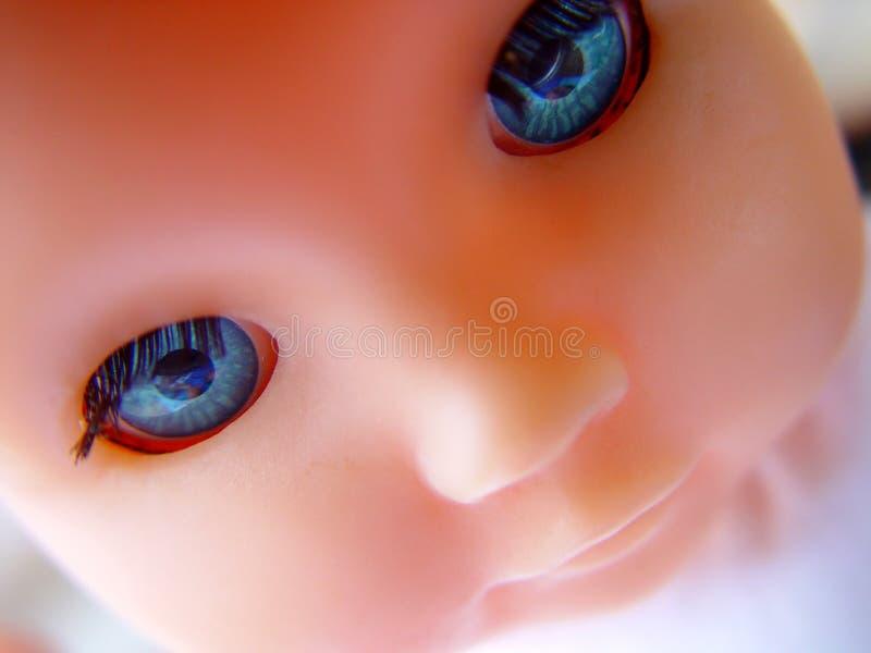 Bamboletta immagini stock libere da diritti