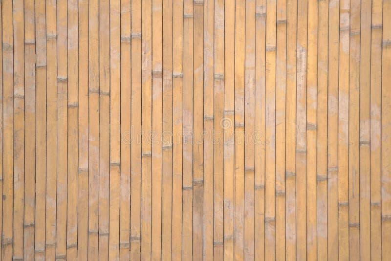 bamboo загородка сделала стоковые изображения