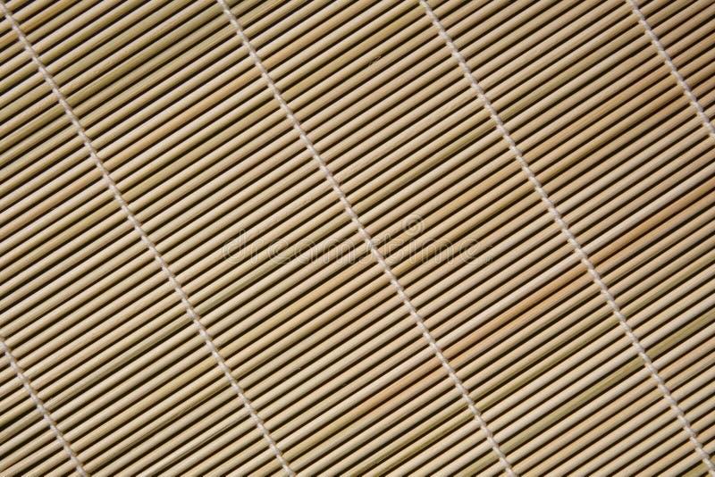 Bamboo конспект placemat стоковые фотографии rf
