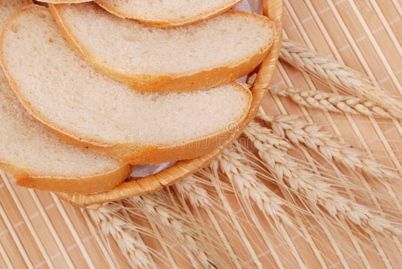 bamboo пшеница хлеба стоковые изображения rf