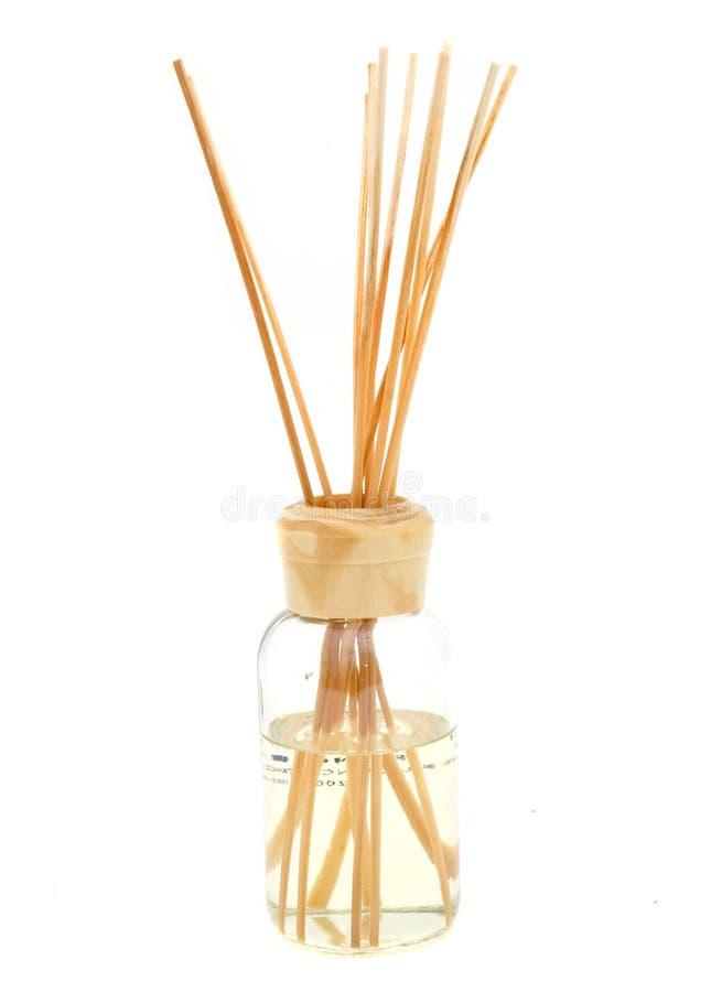 Bamboo air freshener stock photos