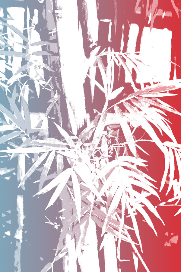 Download Bamboo Asian Abstract Background Wallpaper Stock Illustration