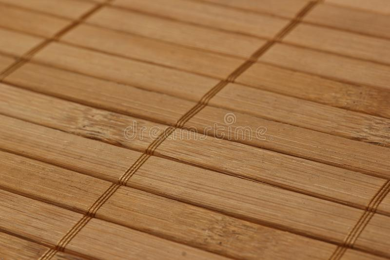 Bamboo background board royalty free stock images