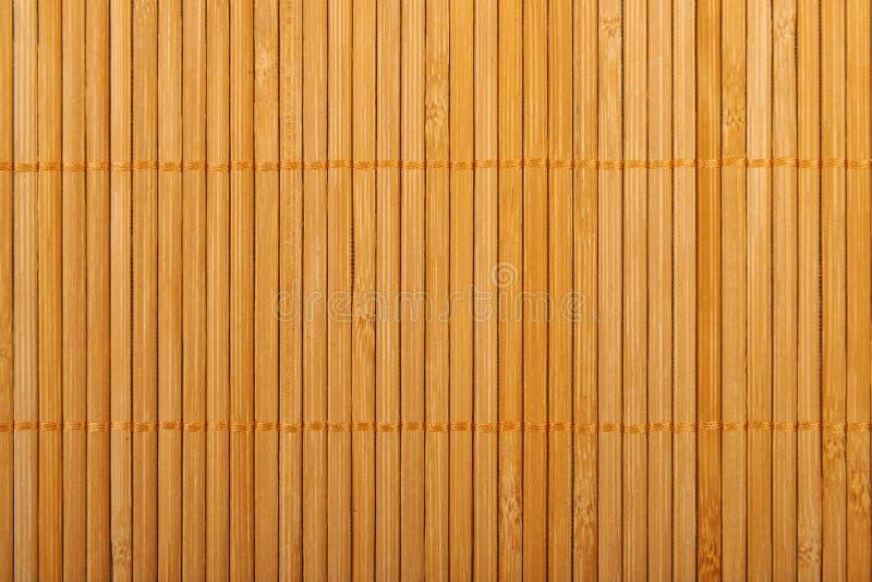 Bamboo brown straw mat as abstract texture background compositio stock photos