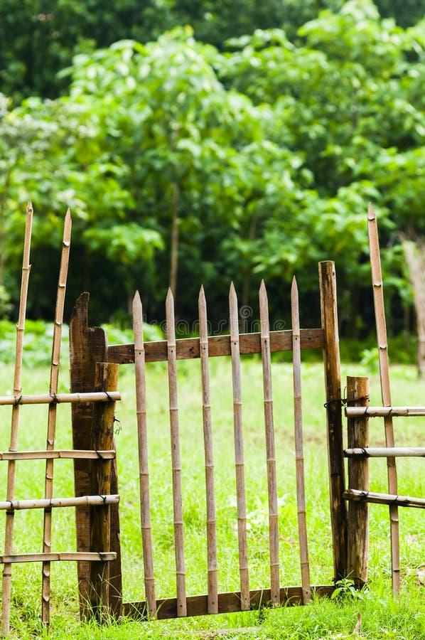 Free Bamboo Fence Stock Photos - 31343653