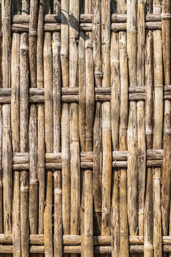 Download Bamboo Fence Stock Photo - Image: 41179561