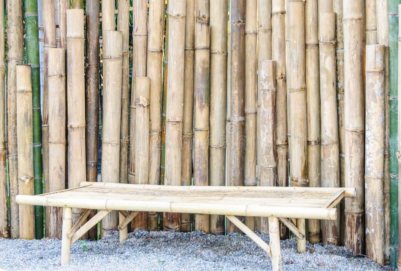 Bamboo litter
