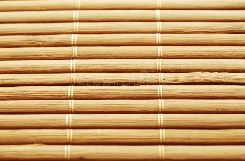Download Bamboo mat stock photo. Image of brown, striped, beige - 17220024