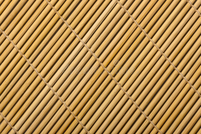 Download Bamboo mat stock image. Image of bamboo, exotic, hardwood - 22970997