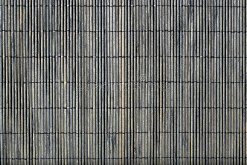Bamboo mat background. royalty free stock image