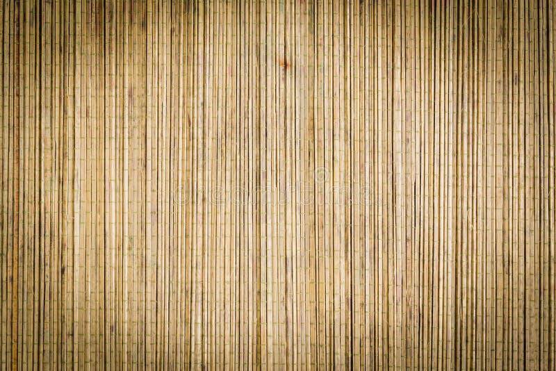 Bamboo Mat Texture royalty free stock photography