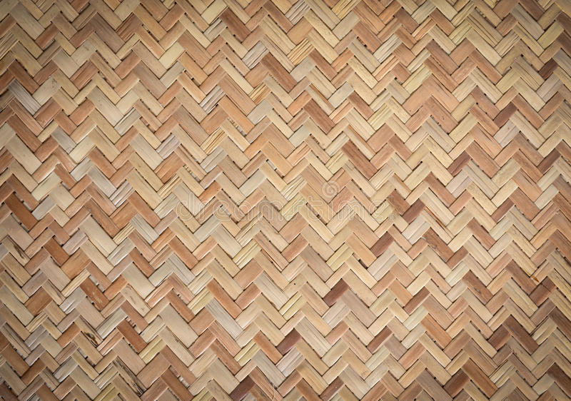 Bamboo Mat Texture Background Stock Photo Image Of Fine