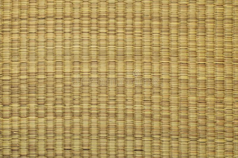 Bamboo mat used for backgrounds in Asia stock images