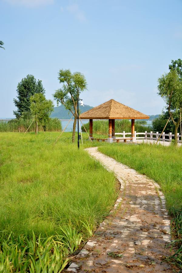 Free Bamboo Museum Of Anji Stock Photos - 75557833