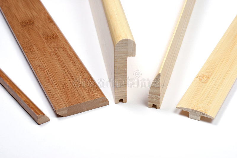 BAMBOO PARQUET royalty free stock photography