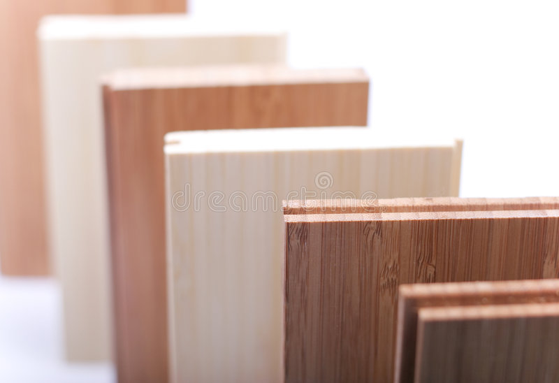 Bamboo Parquet royalty free stock images