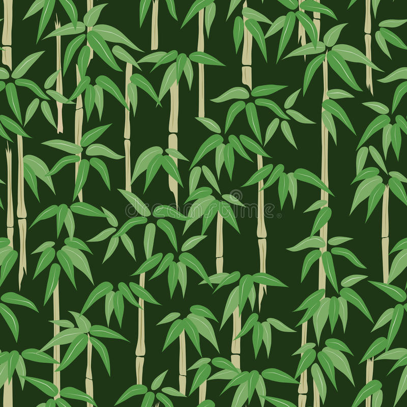 Free Bamboo Pattern Royalty Free Stock Images - 44096569