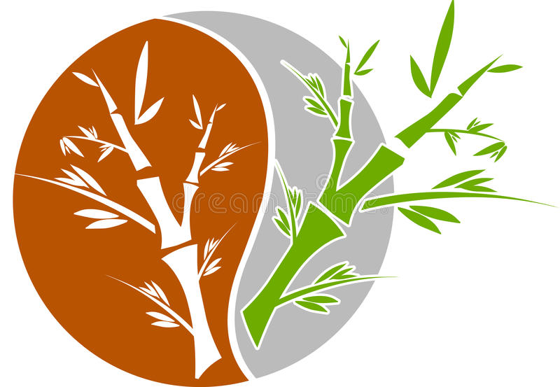 Download Bamboo plants stock vector. Image of investment, flora - 19935375