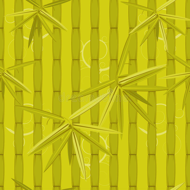 Free Bamboo Seamless Background Stock Photo - 18172110