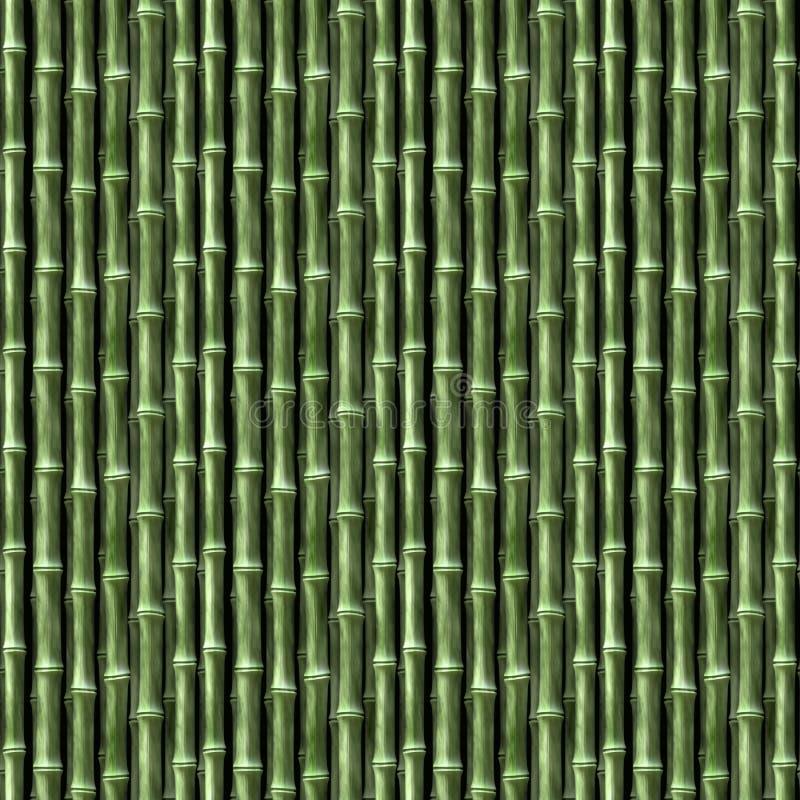 Bamboo Seamless Pattern vector illustration