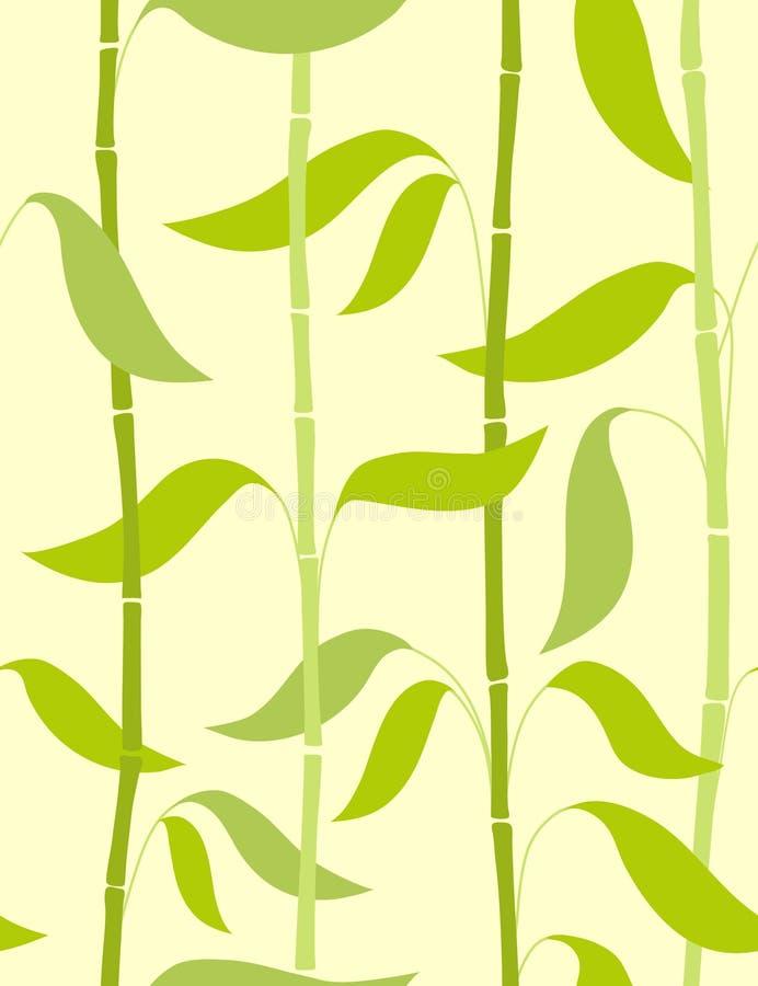 Free Bamboo - Seamless Pattern Royalty Free Stock Photography - 8106177