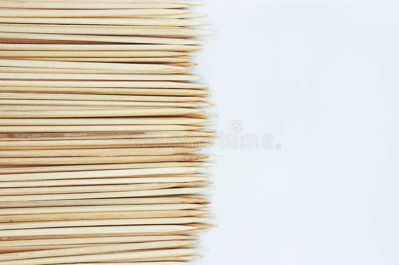 Sharp bamboo stick background texture. Sharp bamboo stick on white background texture High resolution image gallery stock images