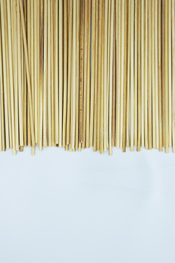 Bamboo stick Skewer sticks for grilling or barbeque background texture. Bamboo Skewer sticks for grilling or barbeque stick background texture High resolution royalty free stock images