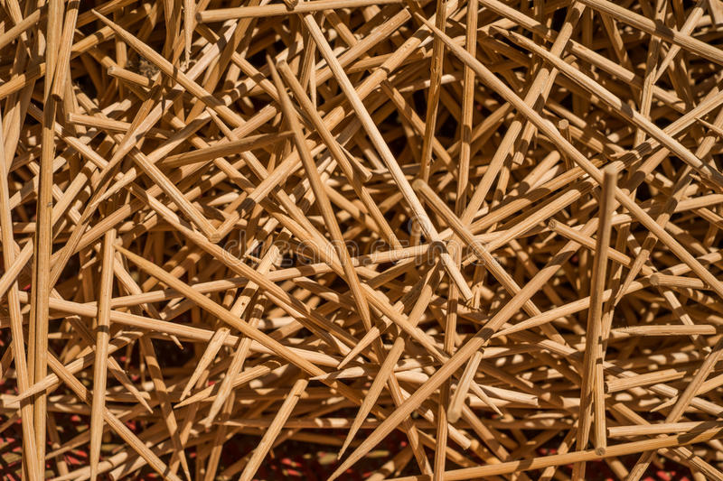 Bamboo stick. Bamboo stick under the sunlight stock images