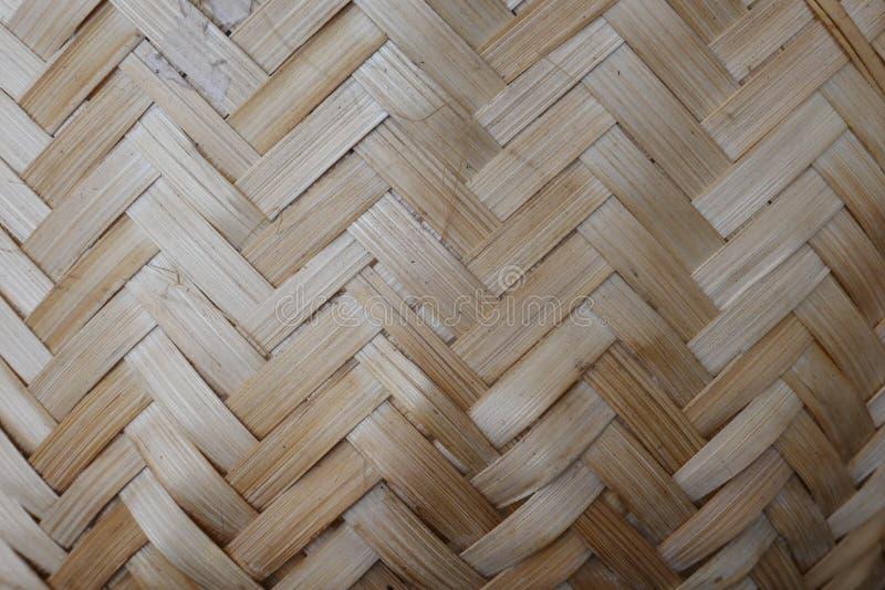 Bamboo or straw weaving. wooden Basket texture background. Bamboo or straw weaving texture as background,vintage Asian craft idea wood background stock photos