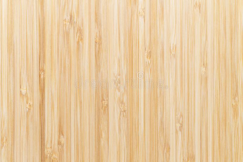 Bamboo surface merge for background, top view brown wood paneling stock image