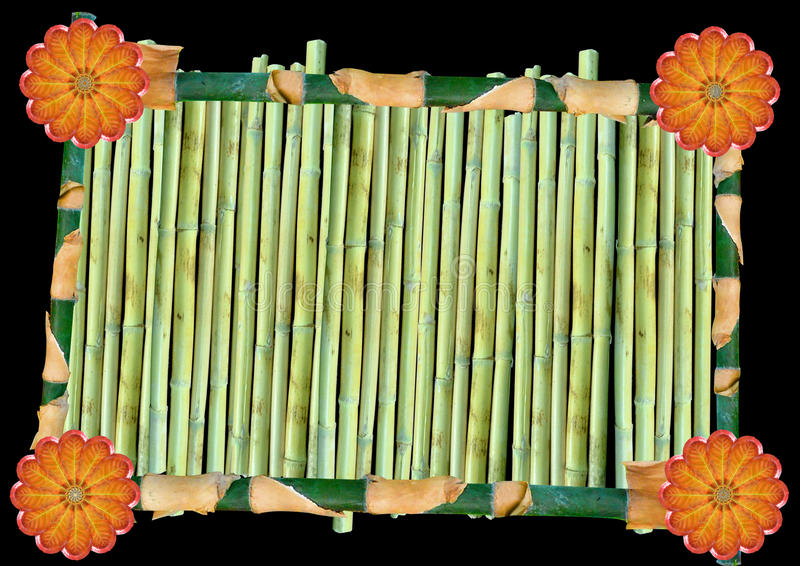 Bamboo tree stock illustration