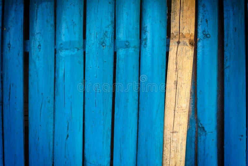 Bamboo wall royalty free stock images