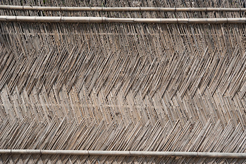 Download Bamboo wall stock photo. Image of oriental, fence, china - 24111736