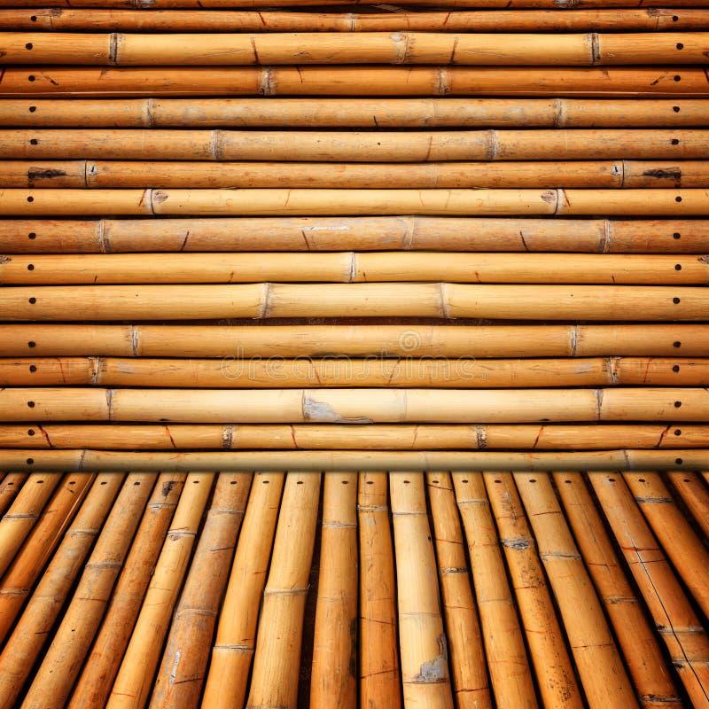 Free Bamboo Walls Royalty Free Stock Photography - 22945207