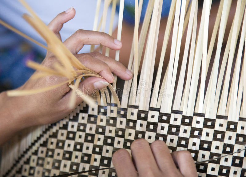 Download Bamboo weaving stock photo. Image of detail, industry - 16511292