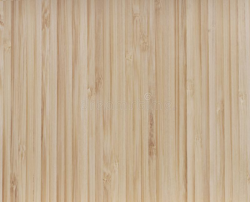 Bamboo wood background in light colors royalty free stock photography