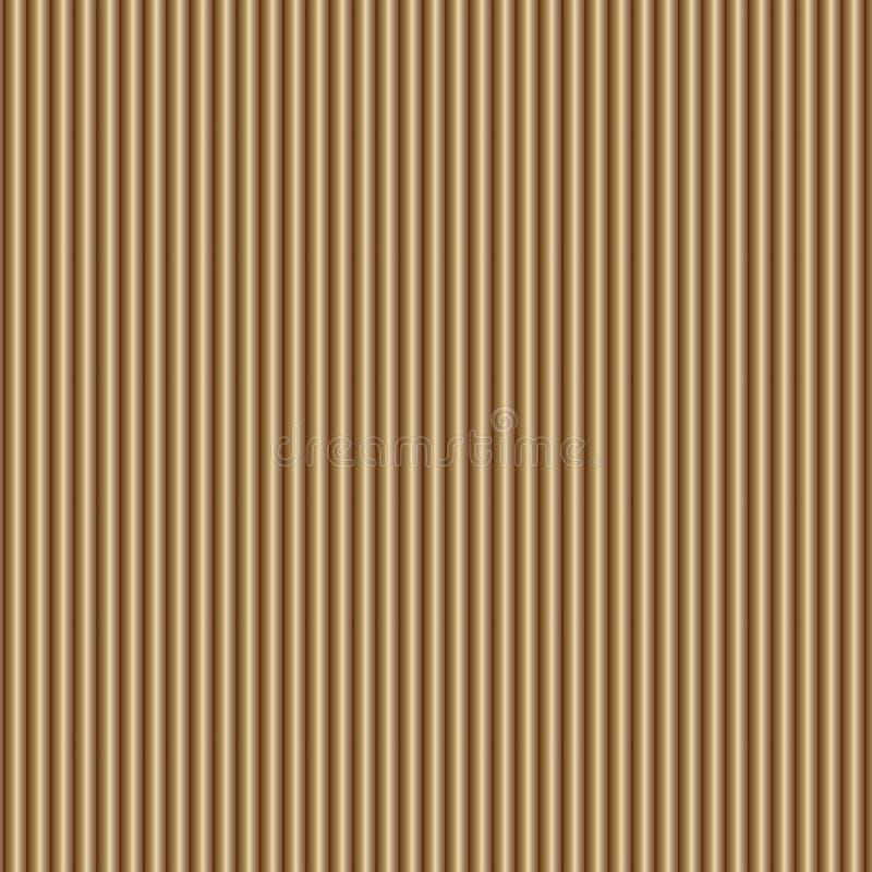 Bambou décoratif abstrait vecteur sans joint de configuration illustration libre de droits
