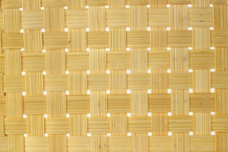 Bambu natural do ofício fotos de stock