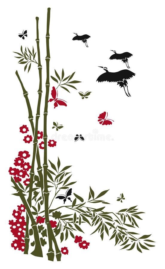 Free Bambu Oriental Royalty Free Stock Photo - 14479025