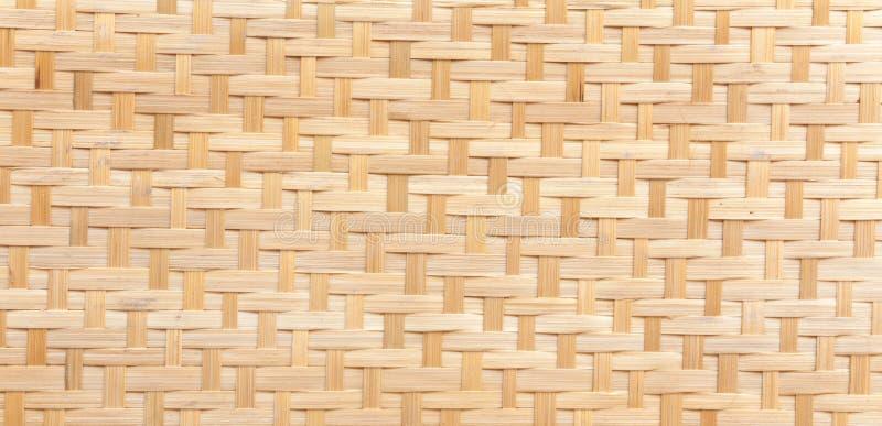 Bambu tecido fotos de stock