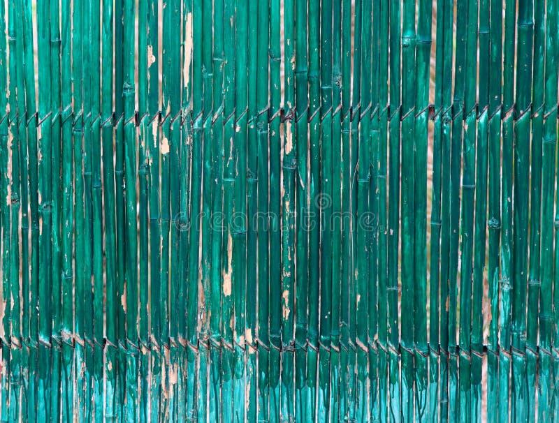 Bambufäktning arkivfoton