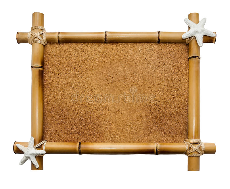 Bamburam som isoleras på vit bakgrund fotografering för bildbyråer