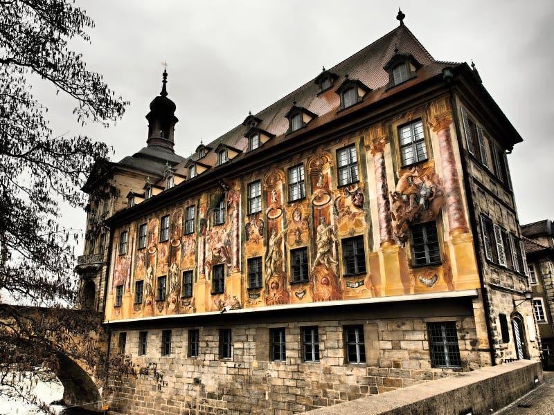 Bamburg - Άλτενμπουργκ Γερμανία στοκ εικόνα με δικαίωμα ελεύθερης χρήσης