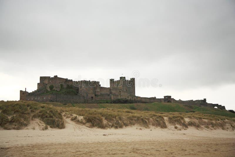 Bamburgh Castle royalty free stock image