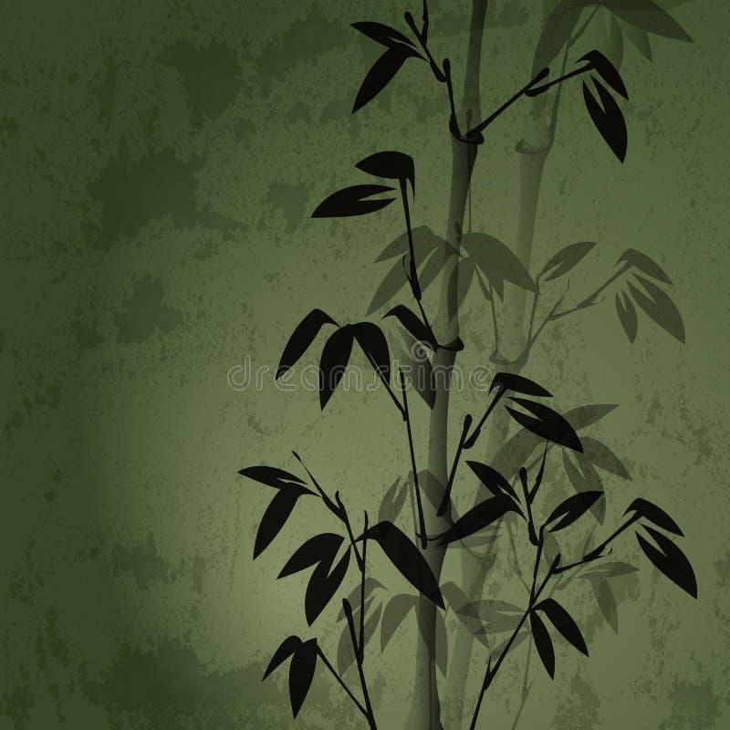 Bambus stock abbildung